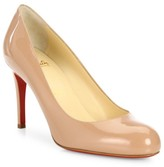 Christian Louboutin Simple Patent Leather Pumps