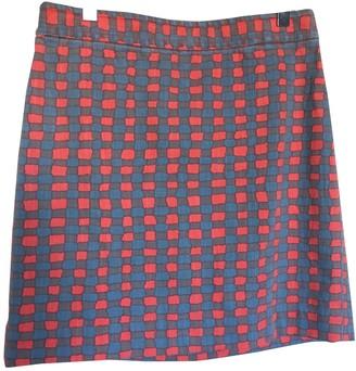 Marc by Marc Jacobs Multicolour Cotton Skirt for Women
