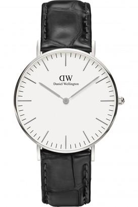 Daniel Wellington Mens Classic 36mm Reading Watch DW00100058