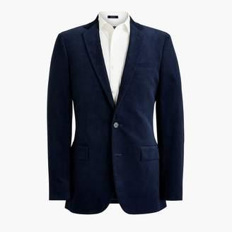 J.Crew Slim-fit Thompson suit jacket in corduroy