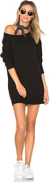 Michael Lauren Titus Sweatshirt Dress