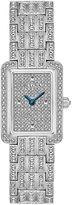Bulova Womens Silver Tone Bracelet Watch-96l244