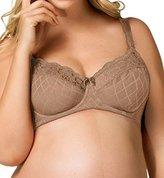 Cake Lingerie Lace Maternity Nursing Licorice Twist Flexi-wire Bra