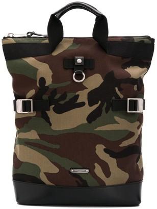 Saint Laurent Rivington convertible backpack