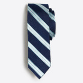 J.Crew Factory Striped silk tie