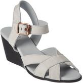 Arche Egowa Nubuck Wedge Sandal
