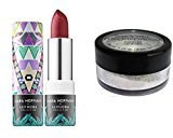 Sephora Mara Hoffman for Kaleidescape Tinted Lip Balm and wet'n wild shimmer dust