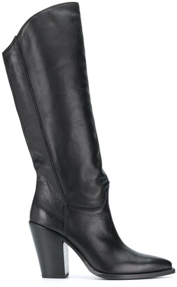 Ash Brandon knee-high boots