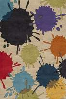 Momeni Rugs LMOTWLMT-9IVY80A0 Lil' Mo Hipster Collection