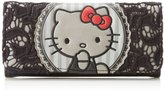 Hello Kitty Red Bow Lace Wallet