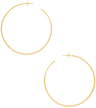 Gorjana Taner XL Hoop Earrings