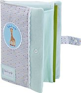 Vulli Book Cover, Soft, Motif: Sophie the Giraffe by
