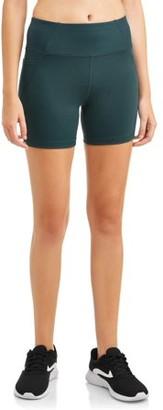 "Athletic Works Women's Active 5"" Bike Short"