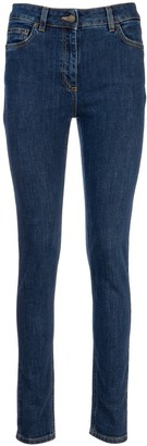 Moschino Teddy Embroidered Jeans
