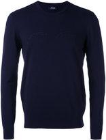 Armani Jeans branded top - men - Polyamide/Viscose - M