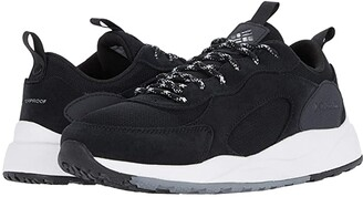 Columbia Pivot Waterproof (Black/White) Men's Shoes