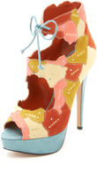 Charlotte Olympia World at Her Feet Sandals