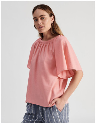 Regatta Flutter Short Raglan Sleeve Top