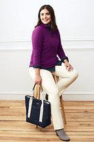 Classic Women's Plus Size Cozy Fleece Half-zip Pullover-Purplette Heather