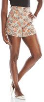 Paul & Joe Sister Cat Jacquard Hi-Shorts