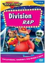 N. Rock 'N Learn Division Rap DVD