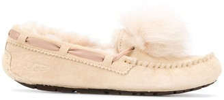 UGG Pom Pom Driving Slipper