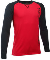 Under Armour Boys 8-20 Titan Colorblocked Top