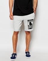 Adidas Originals Graphics Sweat Shorts Ab8044 - Grey