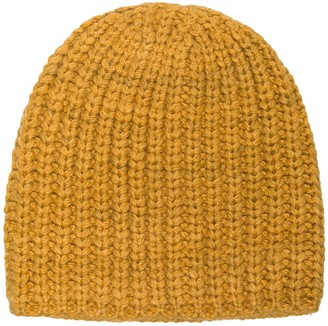 The Elder Statesman Murphy beanie hat