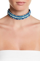 Stephan & Co Sequin and Seed Bead Choker