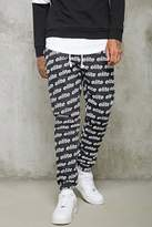 Forever 21 Elite Print Sweatpants