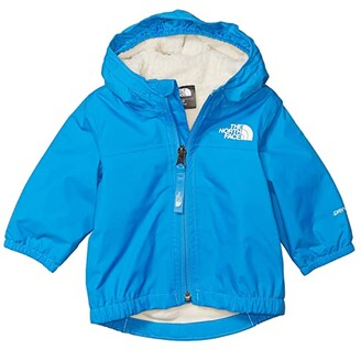The North Face Kids Warm Storm Rain Jacket (Infant) (Fiery Red) Kid's Clothing