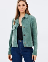 Whistles Jaz Patch Pocket Jacket