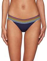 Rip Curl Women's Surforama Banded Pant Bikini Bottom