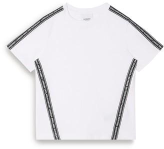 Burberry Kids Logo Tape T-Shirt (3-12 Years)