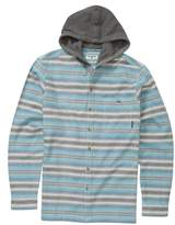 Billabong Boy's Baja Hooded Shirt