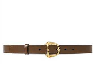 Gucci Belt with Horsebit buckle