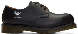 Raf Simons Black Dr. Martens Edition Keaton Raf I Oxfords