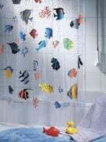Spirella Fish Shower Curtain - 180 x 200 cm