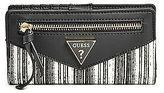GUESS Women's Hanna Zipper Slim Wallet