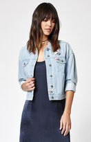 Obey Lemmy Denim Trucker Jacket
