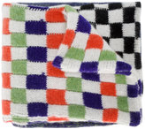 The Elder Statesman check and stripe scarf - women - Cashmere - One Size