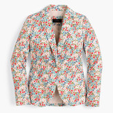J.Crew Petite Campbell blazer in Liberty® poppy and daisy floral