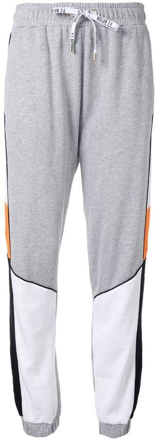 P.E Nation Down Force track trousers