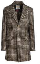 BOB Strollers Men's Brown Cotton Coat.