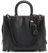 Coach Rogue leather tote