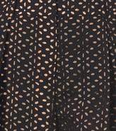 Michael Kors Eyelet Silk-Jacquard Shorts