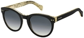 Tommy Hilfiger Gold Rim Cat Eye Sunglasses