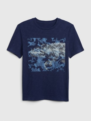 Gap Kids Tentacle Graphic T-Shirt