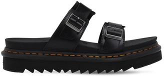 Dr. Martens Myles Leather Slide Sandals